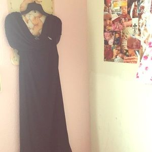 Black dress size 12/14